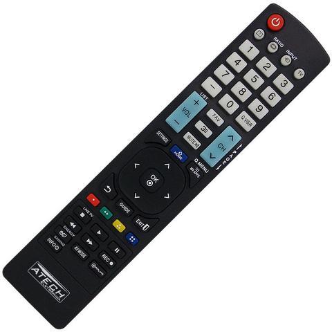 Imagem de Controle Remoto TV LCD / LED LG AKB73615319 /  42LM6200 / 47LM6200 / 55LM6200 / 65LM6200 / 42LM6210 / 47LM6210 / ETC