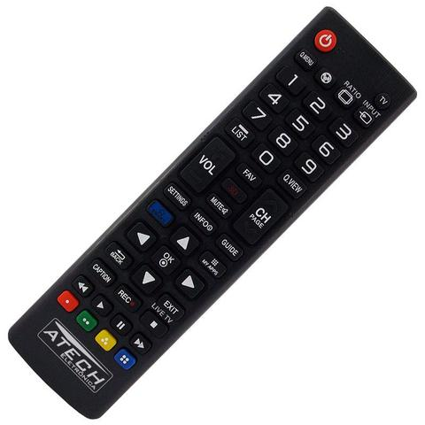 Imagem de Controle Remoto TV LCD / LED LG AKB73975709
