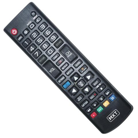 Imagem de Controle Remoto TV LG Smart 3D função Futebol - Paralelo mxt:mxtmxt:mxt