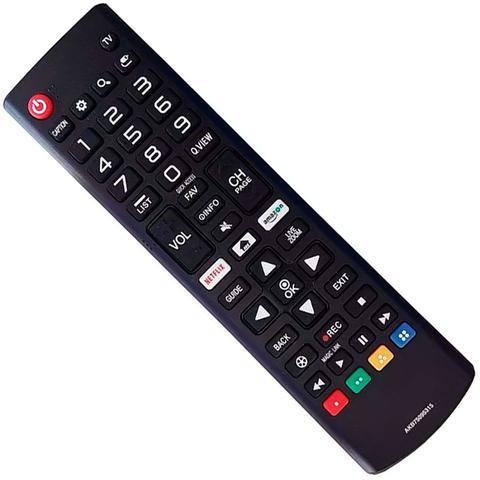Imagem de - Controle Remoto Tv Lg Smart Linha Lj / Uj Akb75095315