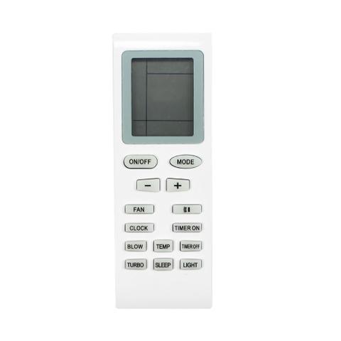Imagem de Controle remoto universal ar condicionado split janela gree pc-gr08