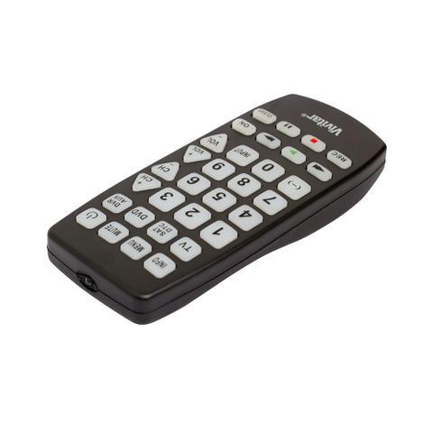 Imagem de Controle remoto universal gigante para até 4 aparelhos