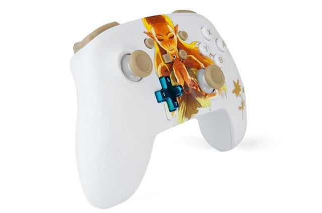 Imagem de Controle Sem Fio Enhanced Zelda - Nintendo Switch