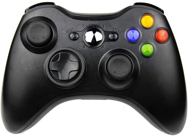 Imagem de Controle Sem Fio Para Xbox 360 Slim e Fat Joystick Wireless