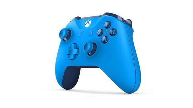 Imagem de Controle sem Fio para Xbox One - Azul
