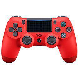 Imagem de Controle sem Fio PS4 Dualshock Vermelho - Sony