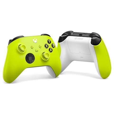Imagem de Controle Sem Fio Xbox Eletric Volt - QAU-00067