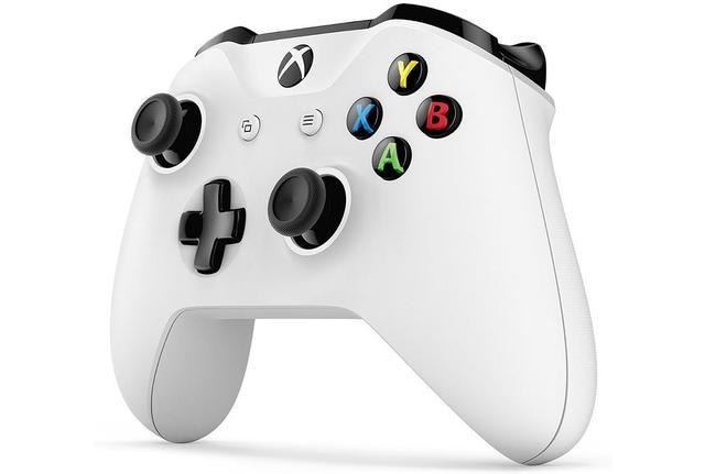 Imagem de Controle Sem Fio Xbox One Branco - Microsoft