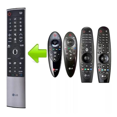 Imagem de Controle Smart Magic Lg AN-MR700 Para Tv's 47LB6500 - Original