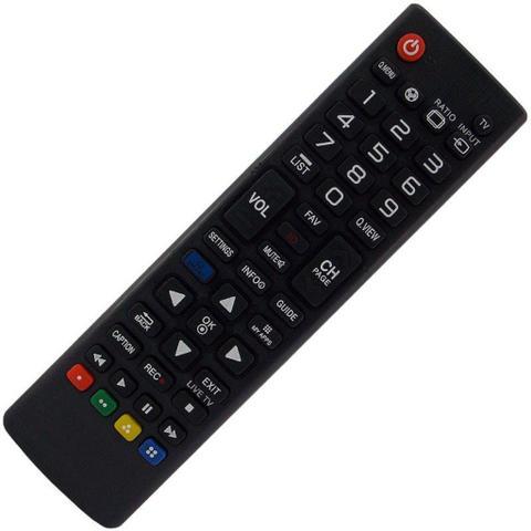 Imagem de Controle Tv Lcd Lg Smart 3D Akb73975709 32Lm6200, 42Lm6200, 47Lm6200, 55Lm6200, 65Lm6200,32Lm C01291