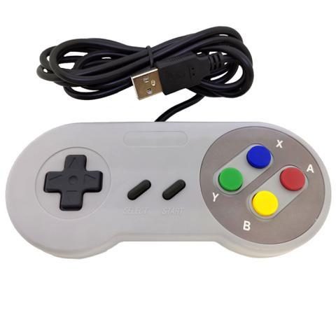 Imagem de Controle USB Super Nintendo PC Android Tv Box