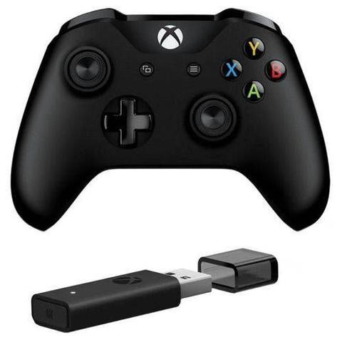 Imagem de Controle Wireless + Adaptador p/ Xbox One
