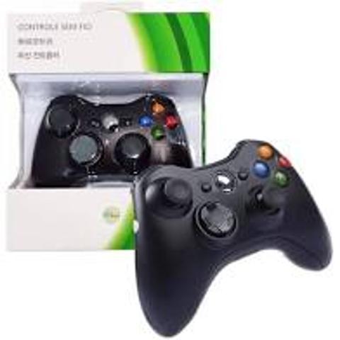Imagem de Controle Xbox 360 Sem Fio Wireless