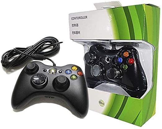 Imagem de Controle Xbox 360 Slim com Fio USB Feir Fr-305 Preto