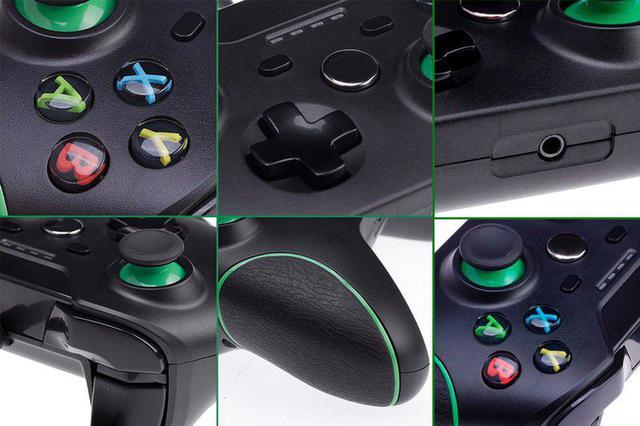 Imagem de Controle Xbox One e PC Com Fio USB Preto Feir