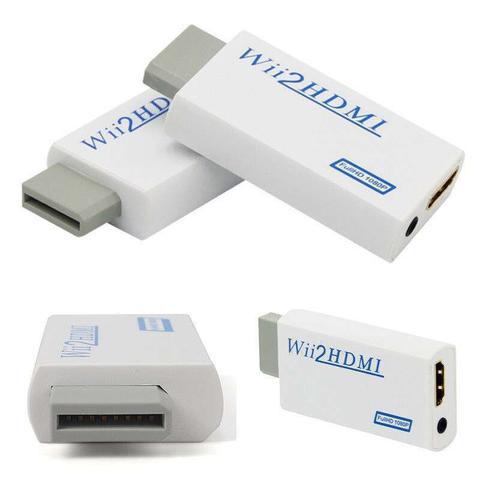 Imagem de Conversor Adaptador Hdmi Nintendo Wii