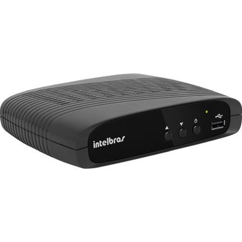 Imagem de Conversor Digital de TV HD com Gravador de Vídeo Bivolt CD 636 - Reproduz Música, Vídeo e Fotos