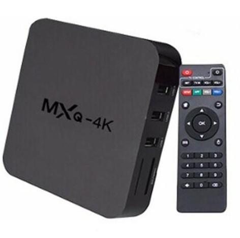 Imagem de Conversor Smart Tv Uhd 4k Transforma Sua Tv Em Smart Tv Netflix Youtube Internet Android 7.1hdmi