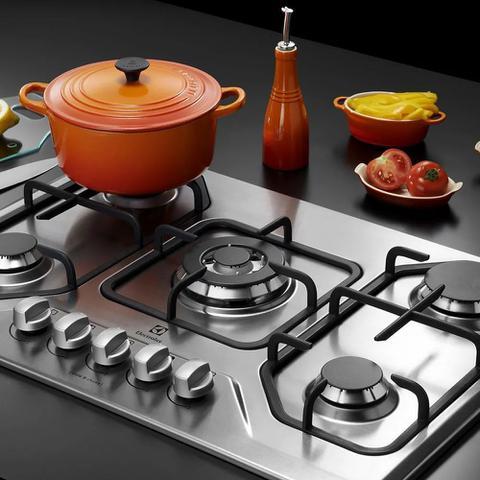 Imagem de Cooktop 5 bocas Electrolux a Gás (GT75X)