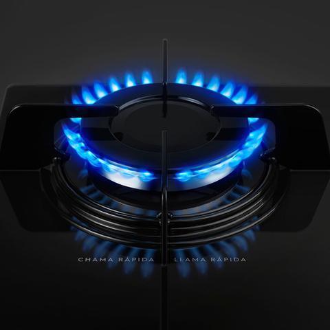 Imagem de Cooktop a Gás 4 Bocas Electrolux (KE4GP)