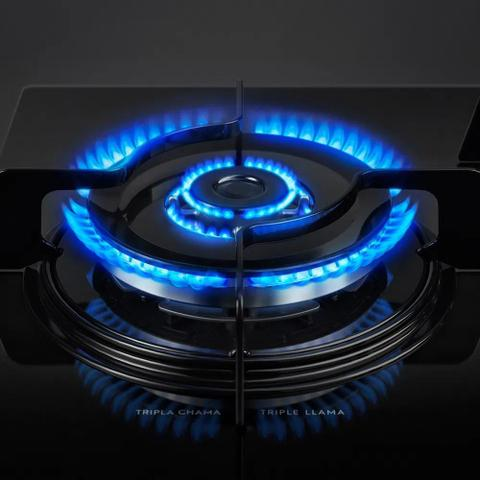 Imagem de Cooktop a Gás 5 Bocas Electrolux KE5TD - Bivolt