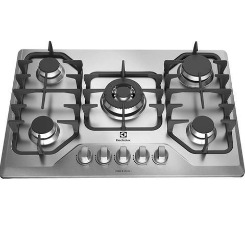 Imagem de Cooktop a Gás 5 Queimadores Inox (GF75X)