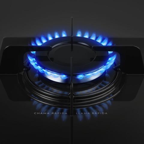 Imagem de Cooktop a Gás Com 4 Bocas Electrolux (KE4GP)