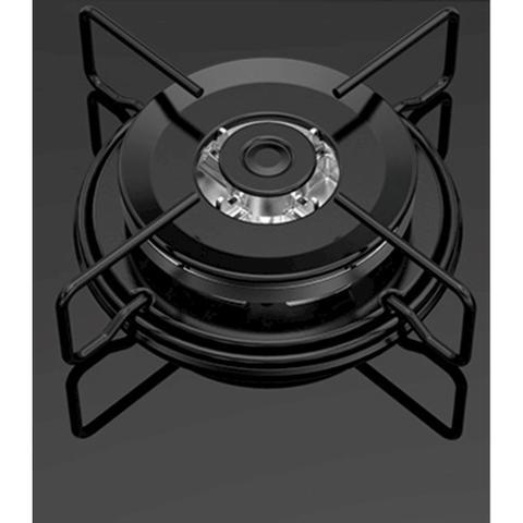 Imagem de Cooktop Atlas 5 Bocas com tripla chama - Agile com Acendimento Super Automático +  Trempes em aço esmaltado - Bivolt