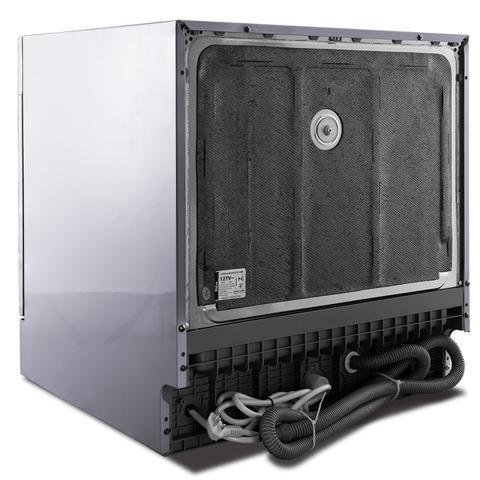 Imagem de Cooktop de Indução Philco 4 bocas PCT04P 220v + Lava-louças Philco PLL08I Inox 8 Serviços 110v