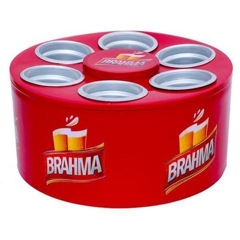 Imagem de Cooler 3g + Petisqueira Brahma Doctor Cooler 06 Latas