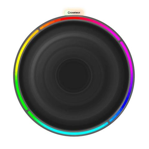 Imagem de Cooler Para Processador Gamemax Gamma 200 RGB Rainbow 125mm Intel/AMD TDP 95W