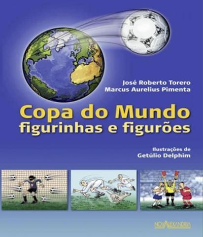 Imagem de Copa Do Mundo - Figurinhas E Figuroes