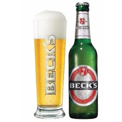 Imagem de Copo Cerveja Becks 300 Ml Taça Importado
