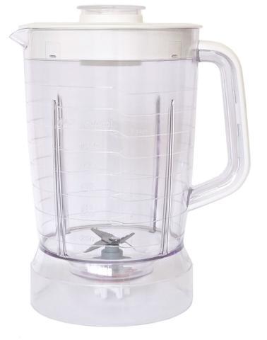 Imagem de Copo para Liquidificador Britânia B1000 Cristal Tampa Branca