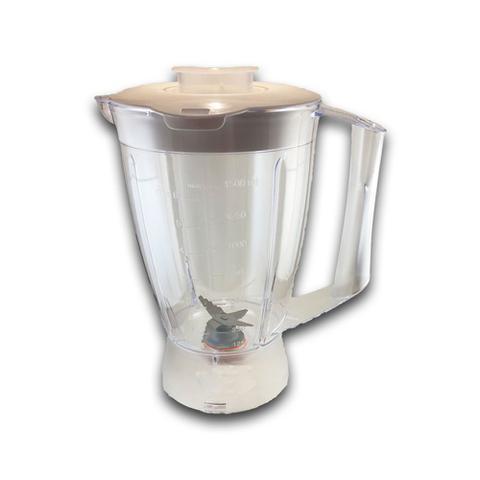 Imagem de Copo para Liquidificador Mallory Kalipso Cristal Branco