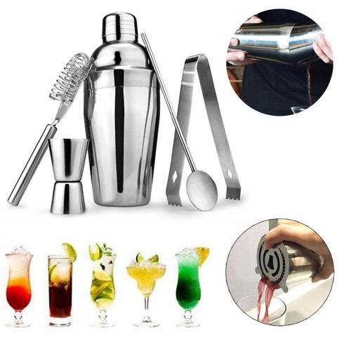 Imagem de Coqueteleira Barman Profissional Inox Drink Caipirinha Bar