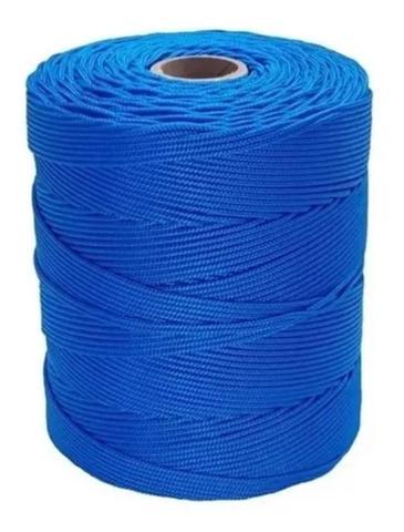 Imagem de Corda Trançada Polipropileno Azul 4mm