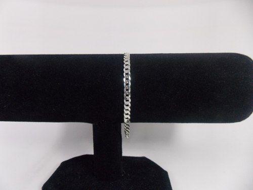Imagem de Cordão Corrente Italiana Grumet Em Prata 925 60cm + Pulseira