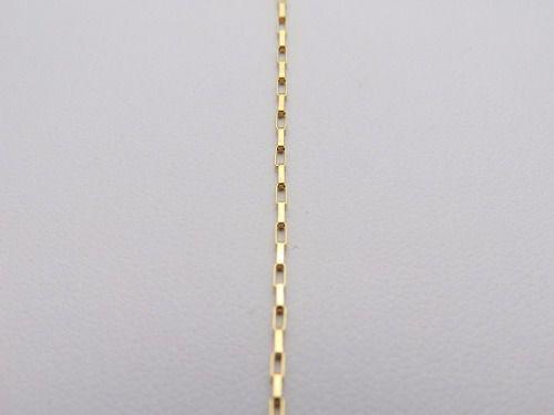 Imagem de Cordão Corrente Masculina Ouro 60cm 2.7g Ouro 18k 750 Cadeado 1582a62eae