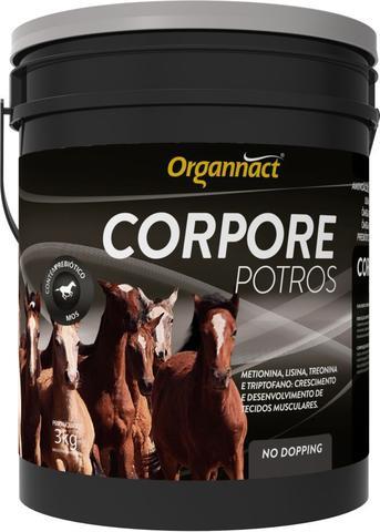 Imagem de Corpore potros 3kg organnact 3 kg cavalo equino