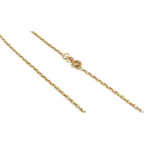 f99815de2f1 Corrente de ouro 18k maciça 60 cm elos Cartier - Midasstore - Joia e ...