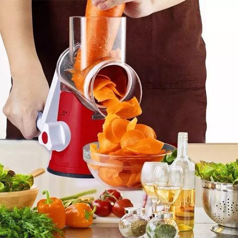 Imagem de Cortador Couve Fininha Legumes Frutas Verduras Queijo