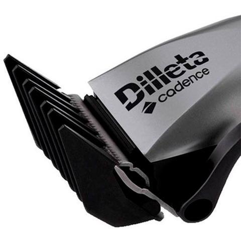 Imagem de Cortador de Cabelo Dilleta 10W CAB173 Prata e Preto - Cadence