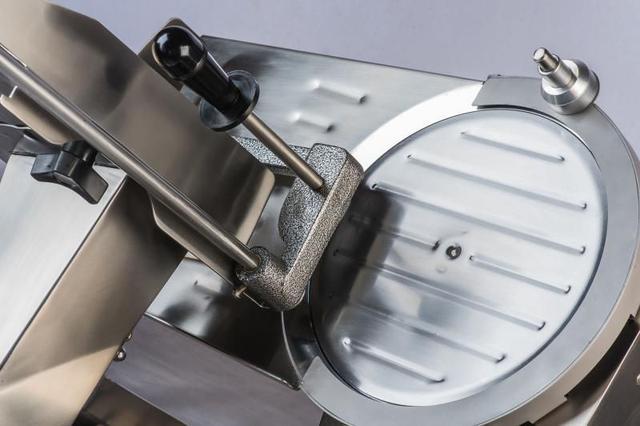 Imagem de Cortador De Frios Semi Automático CAF CF 300mm Inox
