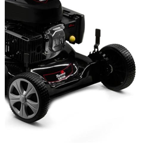 Imagem de Cortador de grama a gasolina com motor 4 tempos 3,8 HP com recolhedor TLM420RM-38 Toyama.