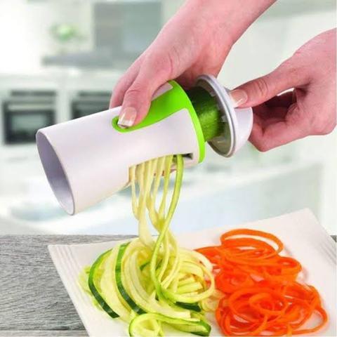Imagem de Cortador De Vegetal E Legumes Em Espiral Spiral Slicer
