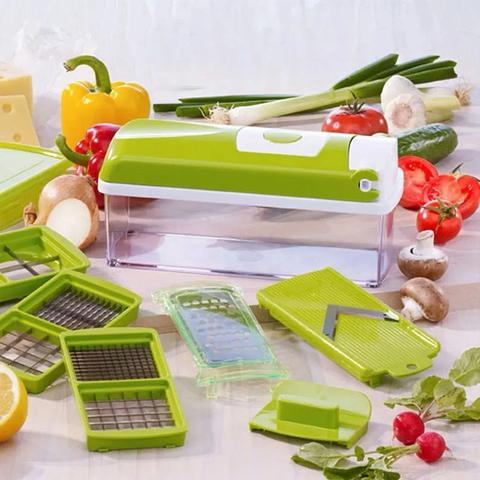 Imagem de Cortador Fatiador Legumes Kit Ralador Espiral Espaguete Macarrão Legumes