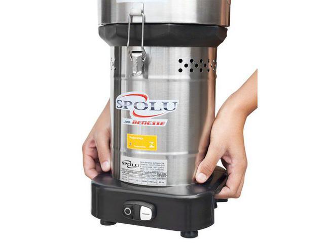 Imagem de Cortador Industrial Inox 600W 4 Litros