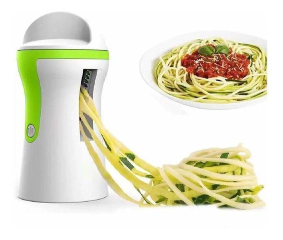 Imagem de Cortador Vegetais Espaguete Vegano Abobrinha Verduras - Clink