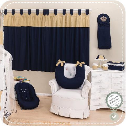 Imagem de Cortina para quarto de bebe Imperial
